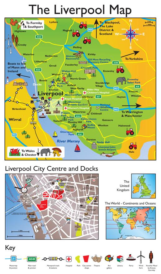 Map schools geography liverpool ks1 ks2 creativo wirral liverpool map web freerunsca Choice Image